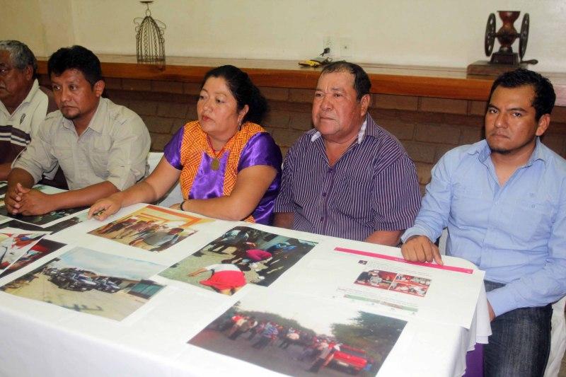 Señalan falta de condiciones para elección en Xadani