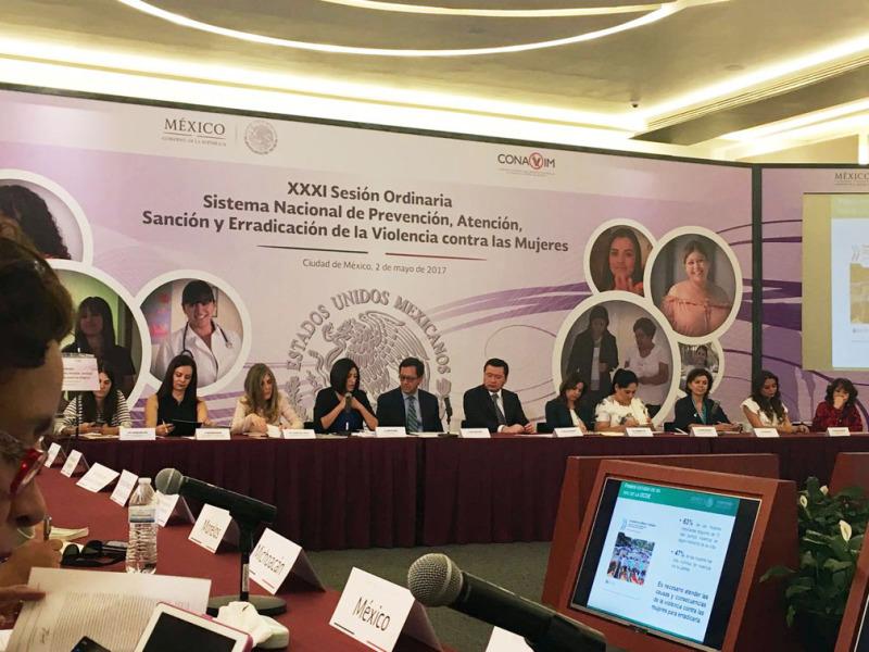 Urge Segob armonizar leyes locales contra el feminicidio