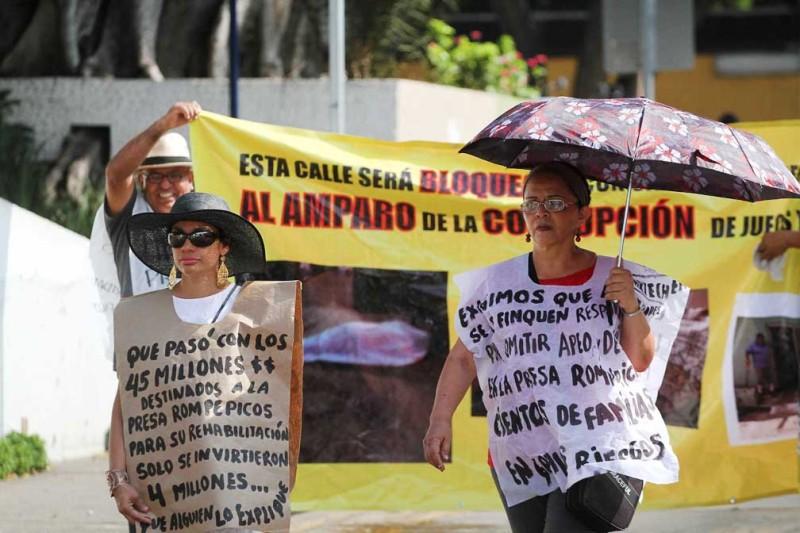 Temen desborde de río San Felipe por lluvias
