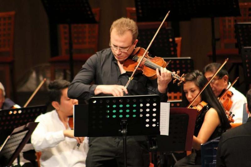 Arranca Segunda Temporada de conciertos de la Orquesta Sinfónica de Oaxaca