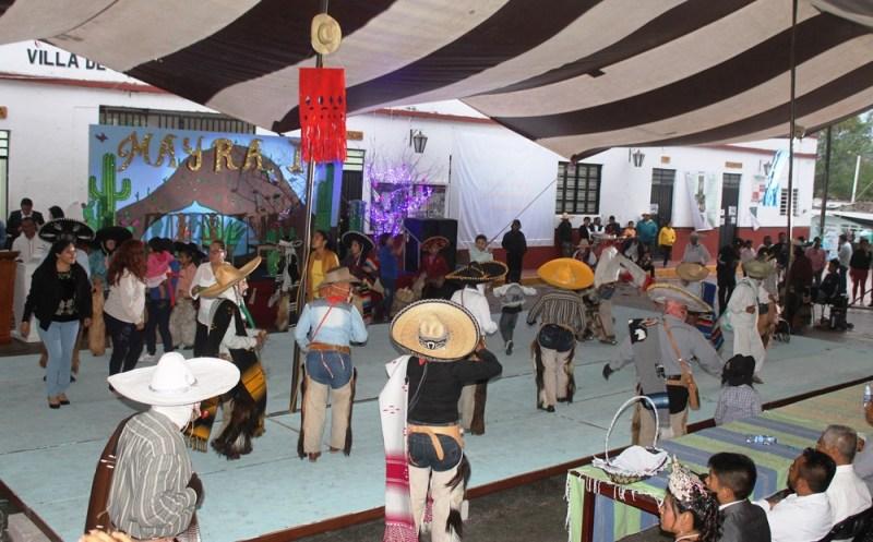 Cultura, folclor y tradición se viven en festividad de Santiago Chazumba