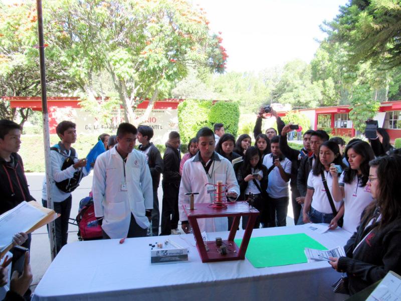 Cobao 08; sede del XXXV Encuentro Intercolegial