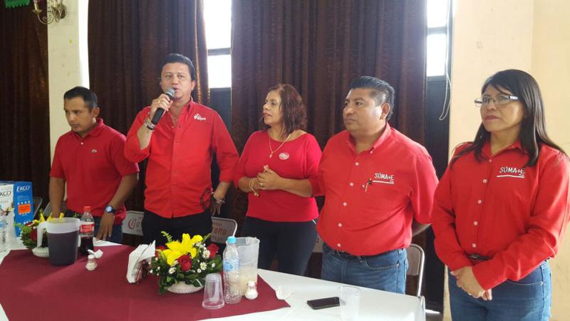 """Crean """"Súmate"""" para acercar programas sociales en la Mixteca"""