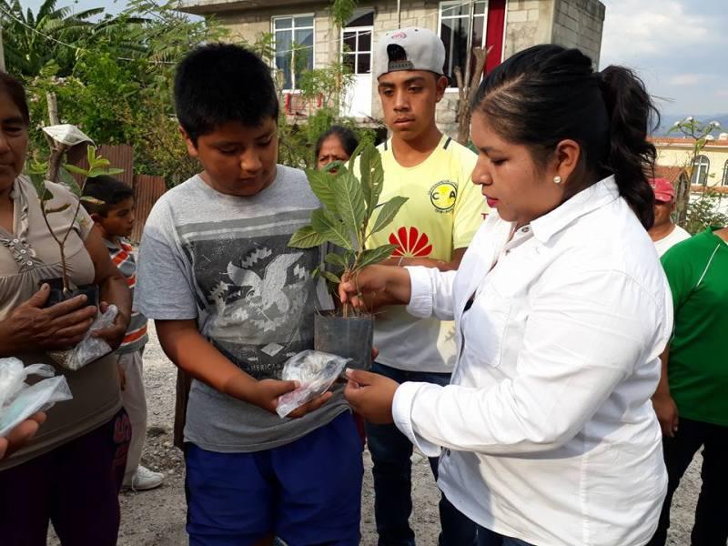 "Emprenden campaña ""Porque Quiero a Huajuapan"""
