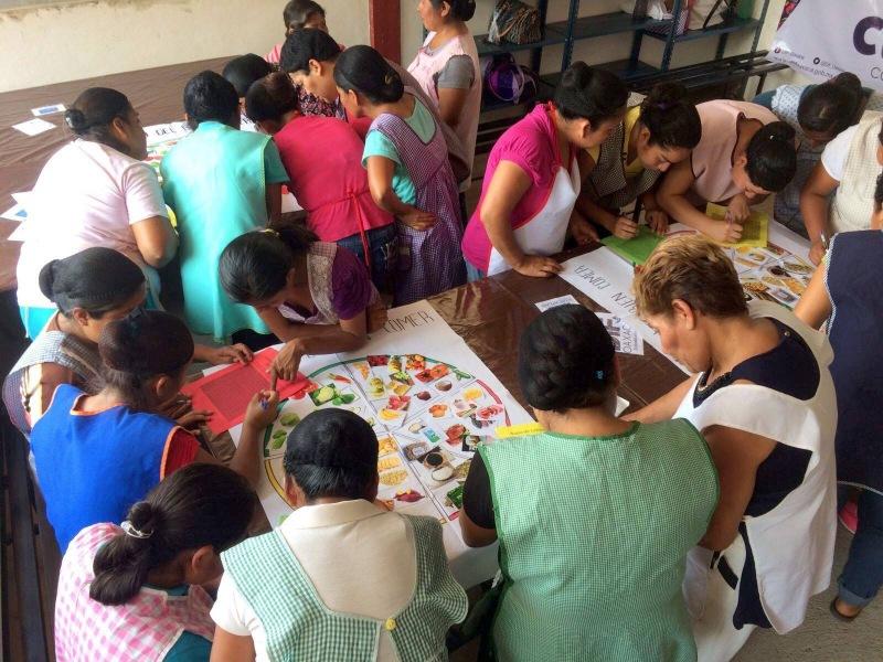 Capacita DIF Estatal a integrantes de Cocinas Comunitarias de la Cañada