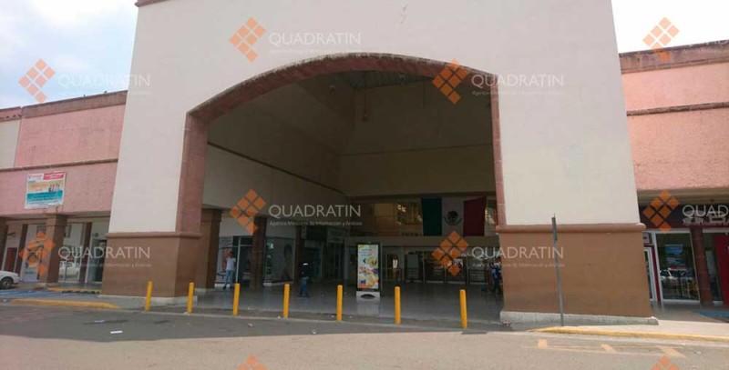 Reanudan actividades plazas comerciales de Oaxaca