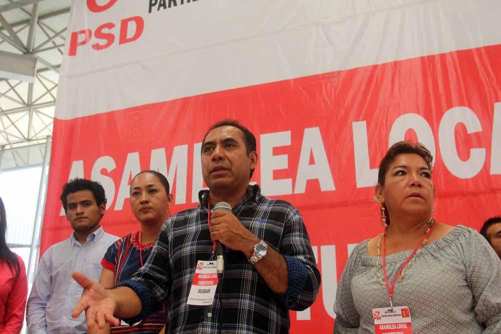 Realizó PSD una asamblea local constitutiva de cara al próximo proceso electoral 2018