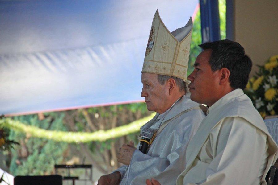 Arzobispo de Oaxaca ofició misa en XXVI Feria del Seminario Pontificio