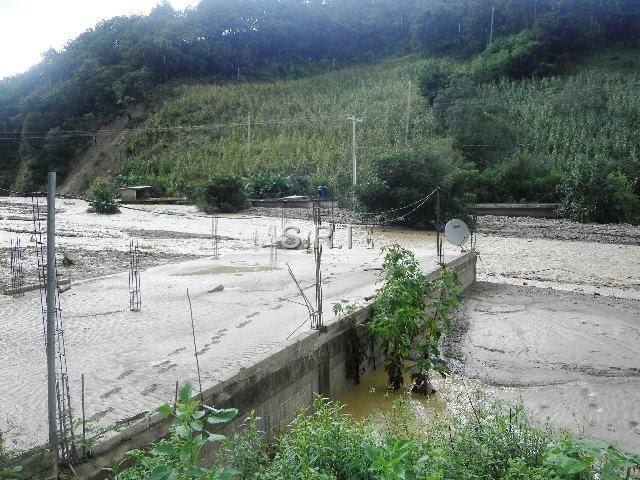 Seis municipios mixtecos en riesgo por lluvias