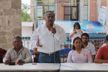 Consolidan plan de desarrollo en Tezoatlán de Segura y Luna