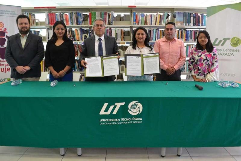Unen esfuerzos UTVCO y UTSH, para desarrollo de acciones de impacto social y económico