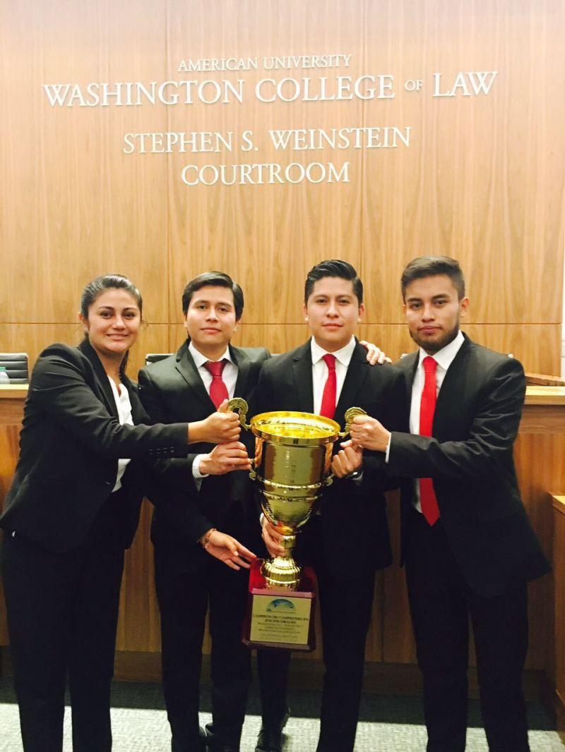 UAO campeón de campeones en litigación oral