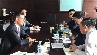 China interesado en participar en licitación de proyecto del ferrocarril en el Istmo