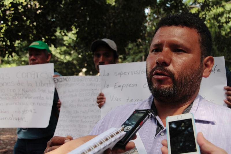 Exigen comuneros de Chimalapas investigar paradero de recursos de pasada administración