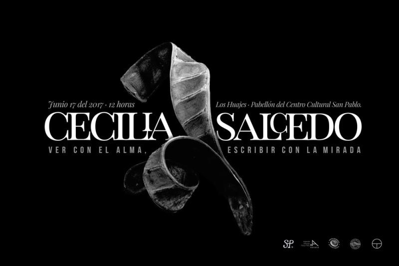 Cecilia Salcedo: 'Ver con el alma, escribir con la mirada', 36 años de trayectoria fotográfica