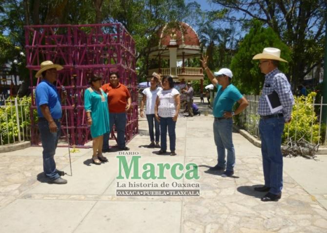 En Cuicatlán celebran fiesta de San Juan Bautista