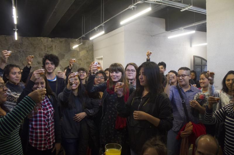 Inició la 6a. Edición del Campamento Audiovisual Itinerante en Guelatao de Juárez