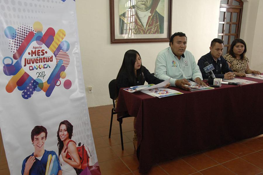 Celebrarán a la juventud con más de 30 actividades