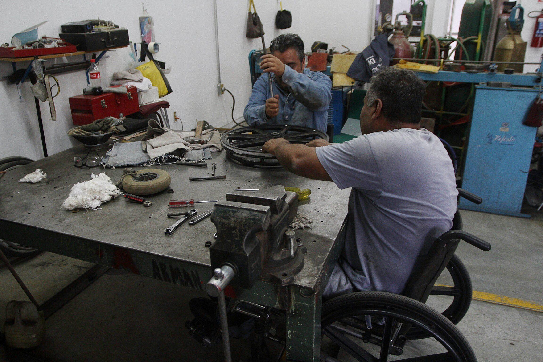 Reanudan labores en taller del DIF – Diario Marca