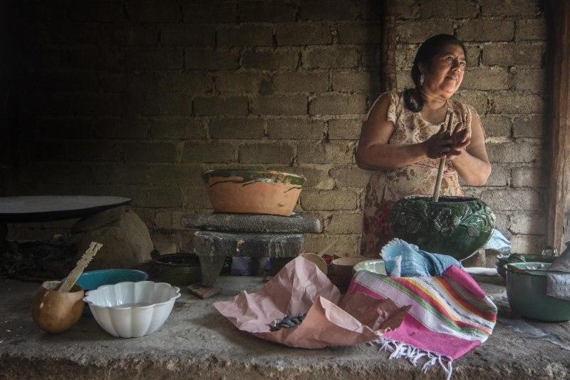 """Llegará a Zaachila la exposición """"Espuma. Las bebidas de cacao en Oaxaca"""""""