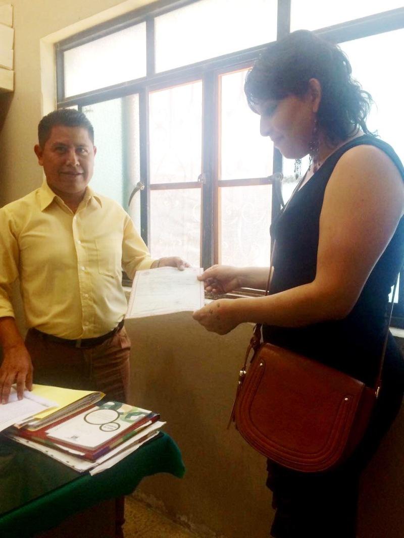 Mujer transgénero rectifica su acta de nacimiento en Oaxaca – Diario ...