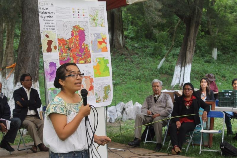 Proyectan saneamiento y conservación de la cuenca del río Mixteco