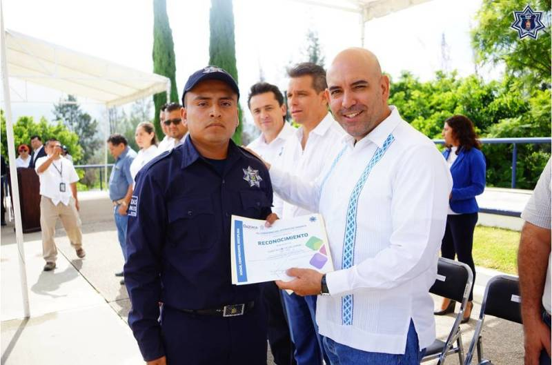 Clausura sspo curso de formaci n inicial dirigido a 12 for Marca municipales