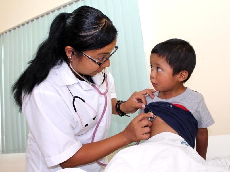 Ingesta de Vitaminas A y C, ayudan a prevenirInfecciones Respiratorias Agudas