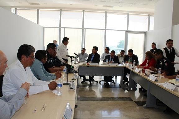 Puebla y Oaxaca continúan realizando reuniones para buscar frenar delincuencia en tramos mixtecos
