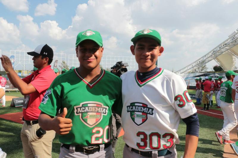 Dos oaxaqueños a la Selección Conade de Beisbol
