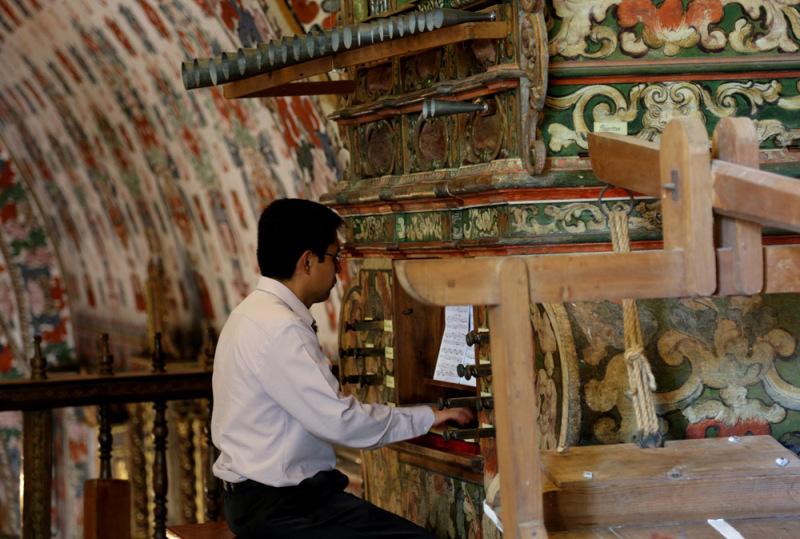Sonará grandeza de Jalatlacoa través de su órgano histórico