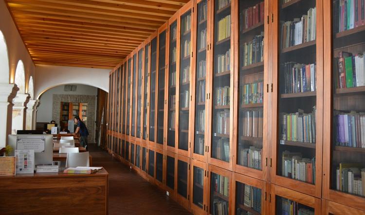 Celebrará la Biblioteca Juan de Córdova su 5° aniversario con visitas guiadas
