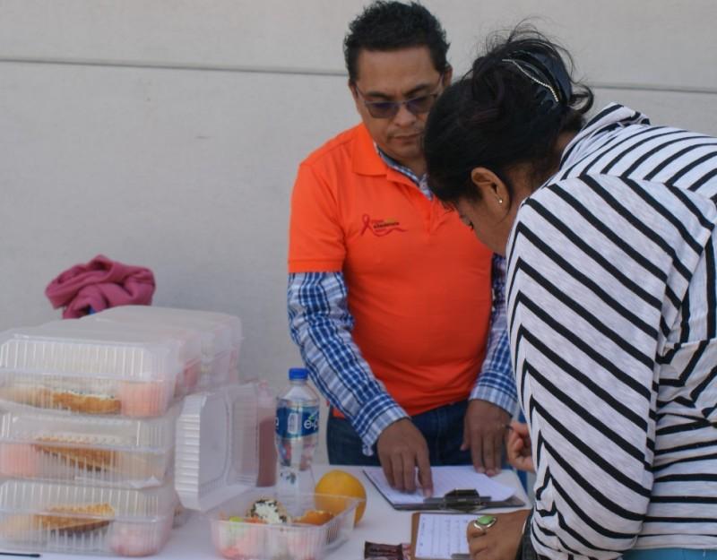 Reactivan en CAPASITS Programa de Alimentación