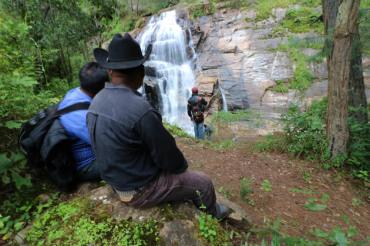 Impulsan proyectos forestales en la Cordillera Poniente