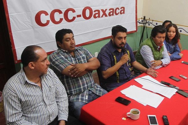 Militantes de Morena exigen alto a oportunistas en Distrito Mixe Choapam
