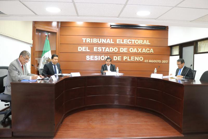 Agencias Municipales hacen valer sus Derechos Político Electorales