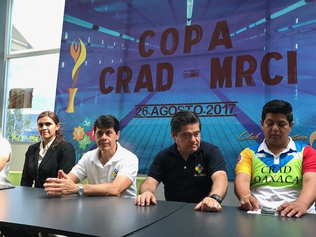 Anuncian la primera Copa de Natación CRAD – MRCI
