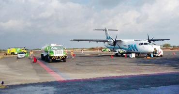 Piden reducción de tarifas aéreas en Ciudad Ixtepec