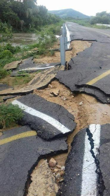 Persistirán tormentas fuertes en Oaxaca