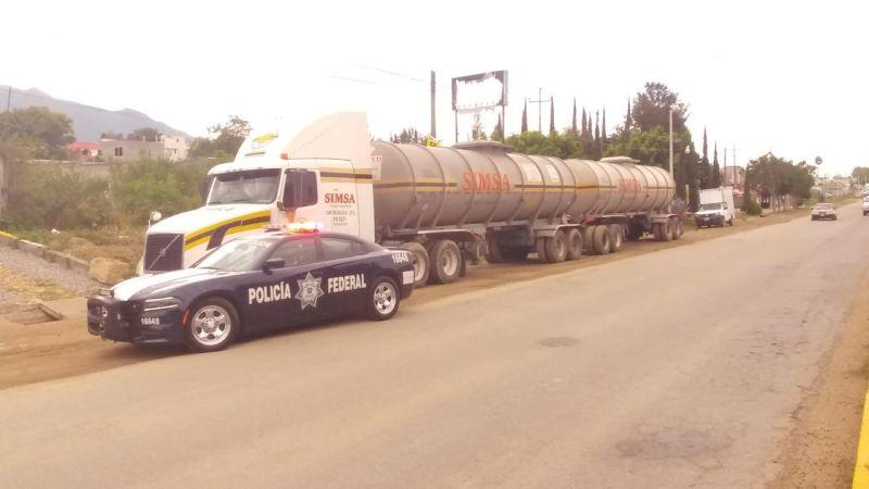 Recuperan 66 mil litros de hidrocarburo robado en Oaxaca.