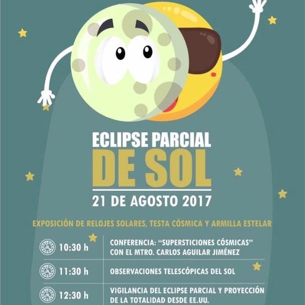 """Invitan a apreciar el """"Eclipse parcial del sol"""" desde el Observatorio Astronómico Municipal"""
