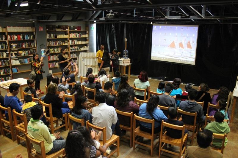 """Lecturas y mucha diversión en los talleres de """"Seguimos Leyendo"""" desde la Biblioteca Ventura"""