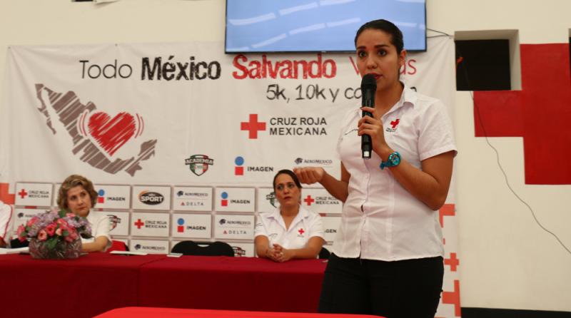 10 de septiembre, Atlética Todo México Salvando Vidas