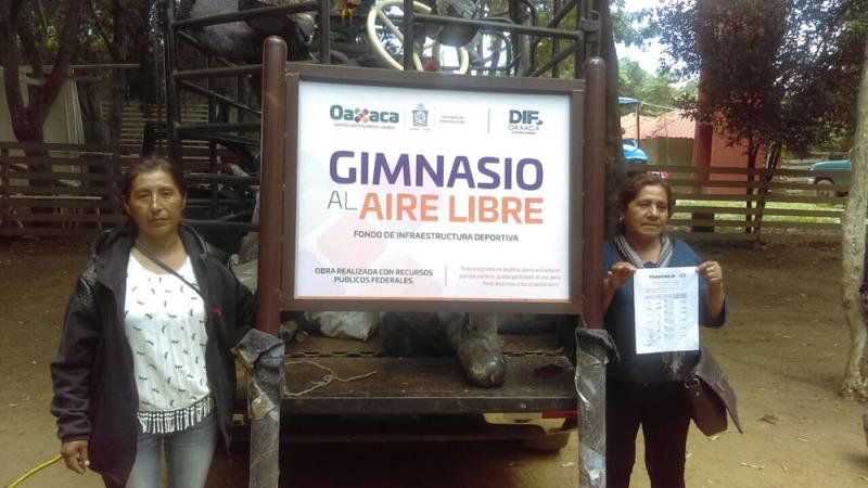 Buscan combatir problemas de salud y sedentarismo en Suchitepec