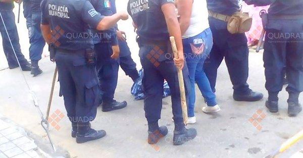 Desidia de ayuntamientos dejaría sin adiestramiento y equipo a policías