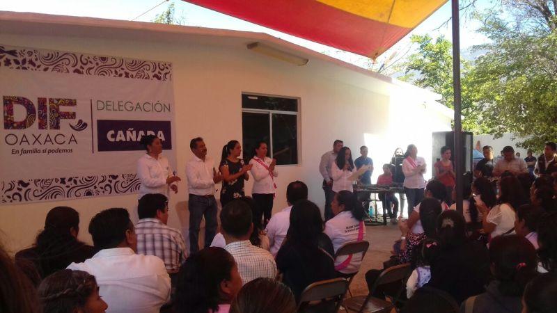En la Cañada,Karen Itzel Morales asumirá Delegación Regional del DIF