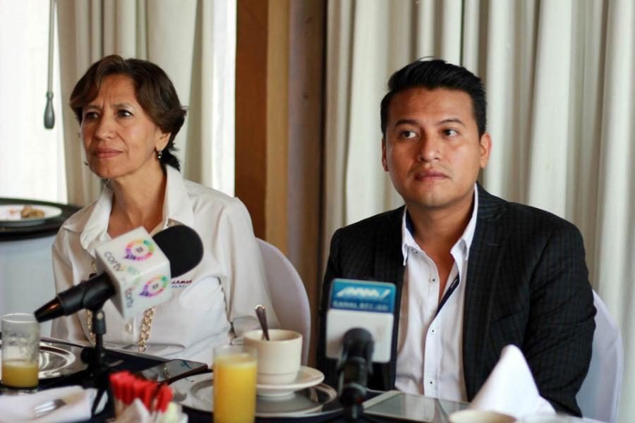 """Refrendaron Inmobiliaria Aguilar, Secon y """"Crecemos Dijo"""" su compromiso por una mejor sociedad"""