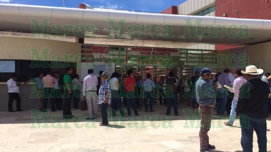 Piden autoridades municipales de la mixteca mayor for Marca municipales