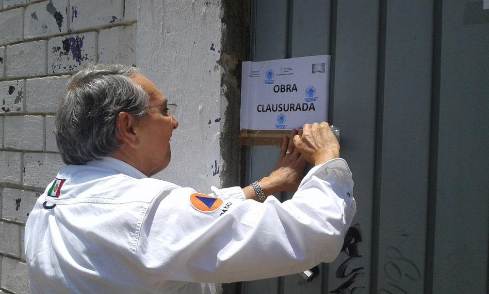 Clausura gasolinera mayo de 2015 (2)