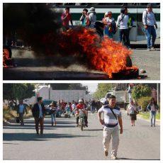 """""""En Oaxaca hay una tradición de convulsión social casi permanente, que en gran medida se determina por las organizaciones sociales y, más recientemente, por las organizaciones de trabajadores y de prestadores de servicios."""""""